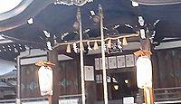御幸森天神宮 大阪府大阪市生野区桃谷のキャプチャー