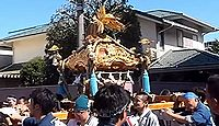 東八幡神社 東京都大田区矢口