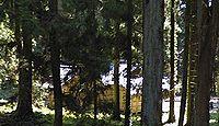 諏訪神社 山梨県北杜市長坂町大井ヶ森