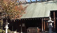 住吉神社(東京都中央区) - 家康入府とともに摂津佃からの移住者による江戸佃の守護神