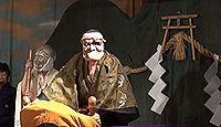 熱田神社(台東区) - 全長368.5センチの大太刀「陰陽丸」、『江戸名所図会』記載社