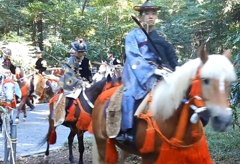 明治神宮の例祭 - 明治節、文化の日となっている11月3日の明治天皇御生誕日の勅祭のキャプチャー