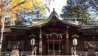 多田神社 東京都中野区南台