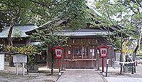菊池神社(福岡市) - 南北朝時に敗死した菊池武時の胴塚に江戸後期から奉斎した旧県社