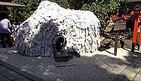 安井金比羅宮 京都府京都市東山区のキャプチャー