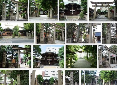 梛神社 兵庫県姫路市林田町下伊勢上ノ段のキャプチャー