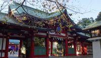 日枝神社(千代田区) - 太田道灌の江戸築城で創建、家康が江戸の鎮守に据えて発展