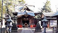 八幡神社 千葉県鎌ケ谷市鎌ケ谷のキャプチャー