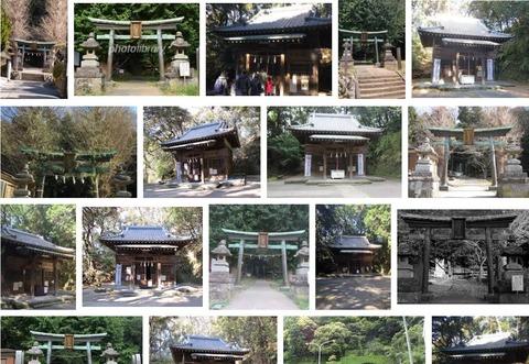諏訪神社 神奈川県鎌倉市植木のキャプチャー