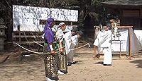 中村八幡宮 栃木県真岡市中のキャプチャー