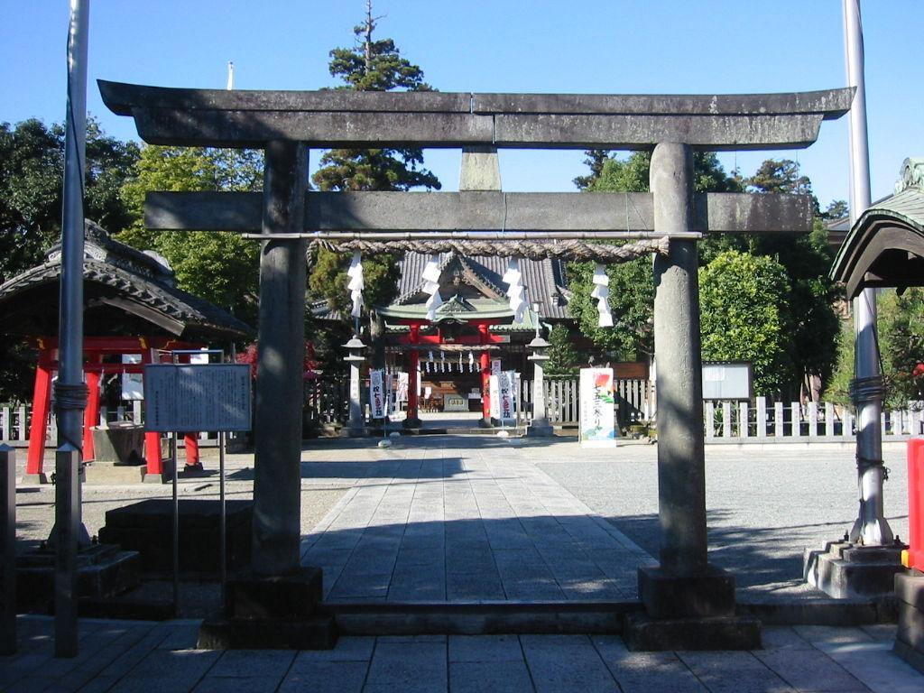 箭弓稲荷神社   - Wikipedia