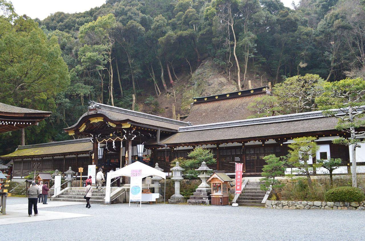 [御祭神がオオヤマクヒノカミ]初詣で人気の神社のキャプチャー