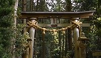 松尾神社 京都府亀岡市西別院町犬甘野宮ノ谷