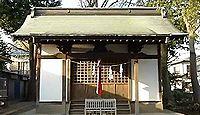 六所神社(市川市) - 下総国総社、国府台の跡地は下総総社跡として市の史跡指定