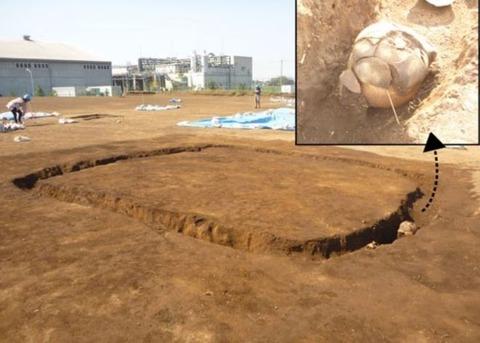 8500年前、縄文時代早期の北関東一大集落を確認、黒袴台遺跡 - 調査報告会開催、栃木県下野市のキャプチャー