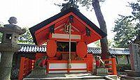 船玉神社(大阪市) - 住吉大社の境内摂社ながら式内社で独自の信仰を集める船舶の神
