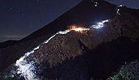 重要無形民俗文化財「岩木山の登拝行事」 - 津軽地方に広くかつ深く定着する「お山参詣」のキャプチャー