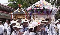 大富神社 - 宇佐ともゆかり、住吉・宗像・八幡を同時に祭祀、八屋祇園が有名な式外社