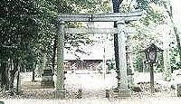 神明神社(久喜市) - 内宮と外宮を祀る神明両社、1月15日の鎮花祭は豊凶占う筒粥神事