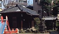 満足稲荷神社 東京都文京区千駄木のキャプチャー