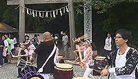 鹿島天足和気神社 - 亘理鹿島三社の元宮かつ総社の鹿島宮、崇神天皇の裔とされる社家