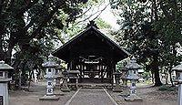 御園神明社 - 信長の居城だった清州城の外堀がある、元伊勢「中島宮」伝承地