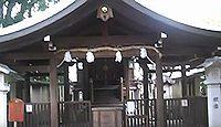 名次神社 兵庫県西宮市名次町のキャプチャー