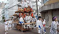 比売許曽神社(東成区) - 江戸期までは牛頭天王社とされた、近世比定の式内名神大社