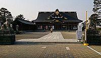 山形県護国神社 - 殉国者4万余柱の英霊を「護国之大神」として祀る、初詣で賑わう社