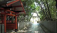 車折神社 京都府京都市右京区のキャプチャー