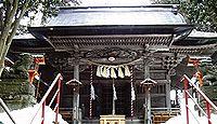 鹿島神社(加美町赤塚) - 田村麻呂の創建、歴代領主と伊達家の崇敬、要石と悲恋の姫