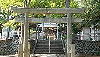 和田乃神社 東京都青梅市日向和田のキャプチャー