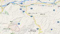大野神社(吉野川市) - 「奥井」ではなく「奥野井」、御祭神以外ほぼ不詳の神社