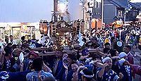 八重垣神社 千葉県匝瑳市八日市場東本町のキャプチャー