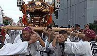 牛嶋神社 - 本所総鎮守、徳川将軍家の崇敬厚く、5年に一度の大祭では神牛が牛車を曳く