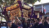 八王子神社 千葉県船橋市古和釜のキャプチャー