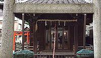 丸山神社 東京都港区高輪のキャプチャー