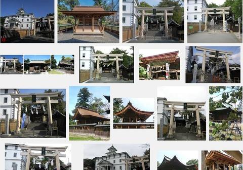 淡海国玉神社 静岡県磐田市見付のキャプチャー