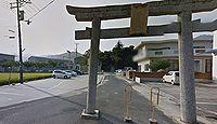 山王神社 兵庫県洲本市納