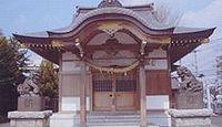杉山神社 神奈川県横浜市緑区三保町