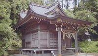 御霊神社 神奈川県藤沢市川名のキャプチャー