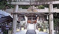 金山媛神社 大阪府柏原市雁多尾畑のキャプチャー