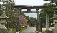 日枝神社 新潟県五泉市村松