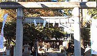 中井御霊神社 東京都新宿区中井のキャプチャー