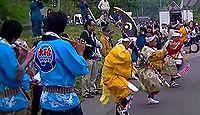 羽田神社(気仙沼市) - 行基が創建、義経ゆかり、お山がけ神事や過酷な神輿渡御祭など
