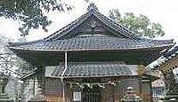 豊田白山神社 - 三社の宮・三社常光寺として祭祀され、江戸期には祭礼が賑わう、天神も