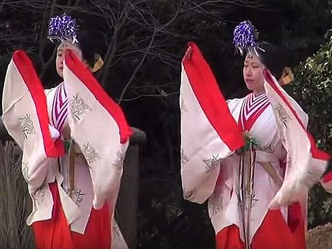 奈良県の重要無形民俗文化財