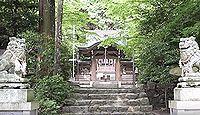 小椋神社 滋賀県大津市仰木のキャプチャー