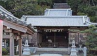 猪田神社(下郡) - 伊賀津彦神を祀り、式内二社を合祀する式内社 元伊勢の可能性も