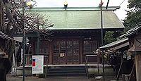 國領神社 東京都調布市国領町のキャプチャー